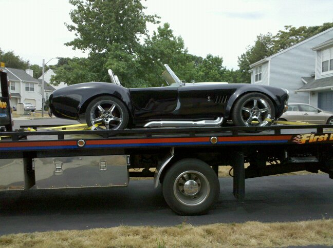 Flatbed Towing, NJ